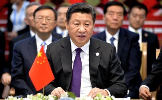 Xi Jinping at BRICS Summit